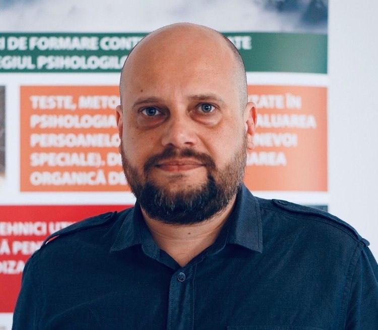 Psiholog Ghiugan Ionut